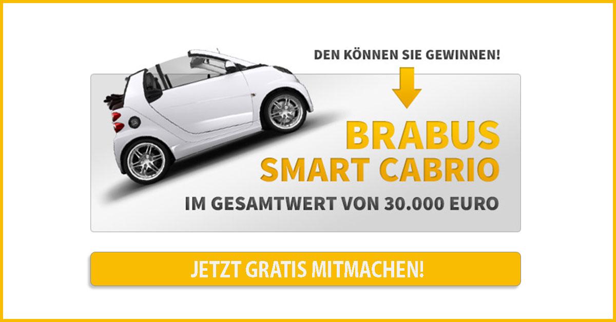 Brabus Cabrio Gewinnspiel - sagross-bazar