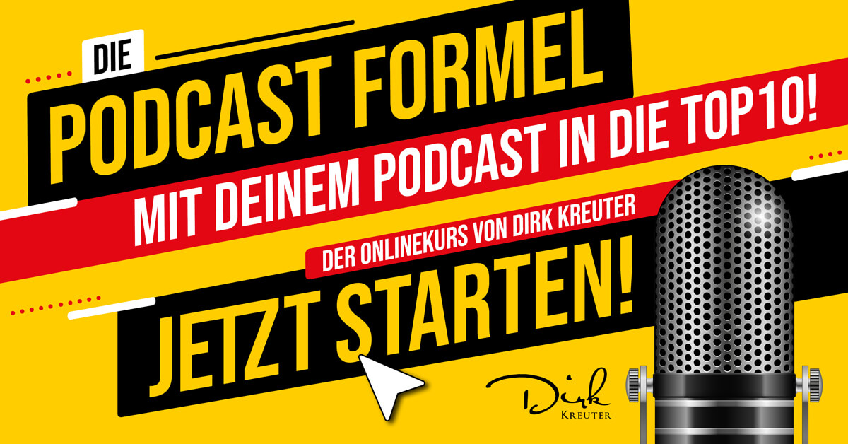 Podcastformel - bei iTunes