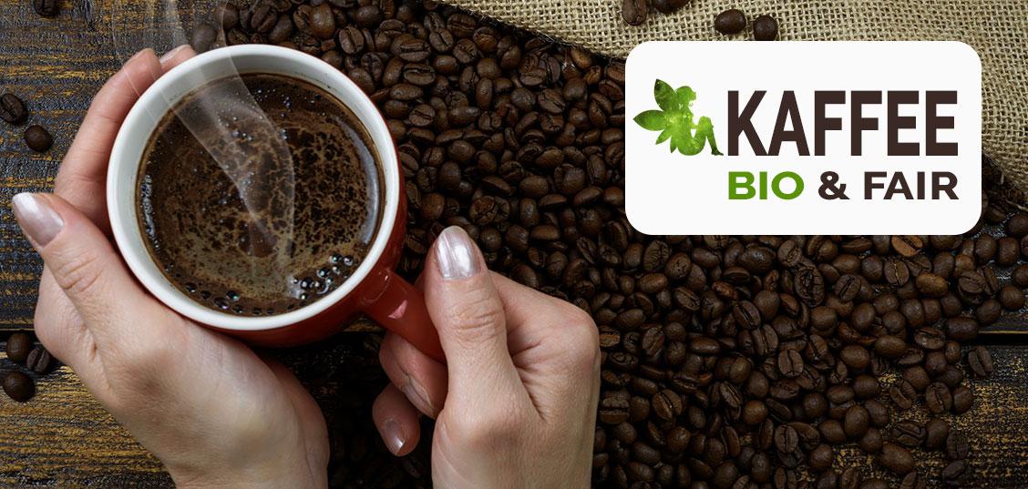 Kaffeebohnen fairtrade und bio - sagross-bazar
