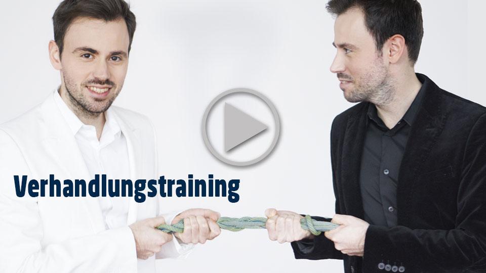 Verhandlungstraining Online-Kurs