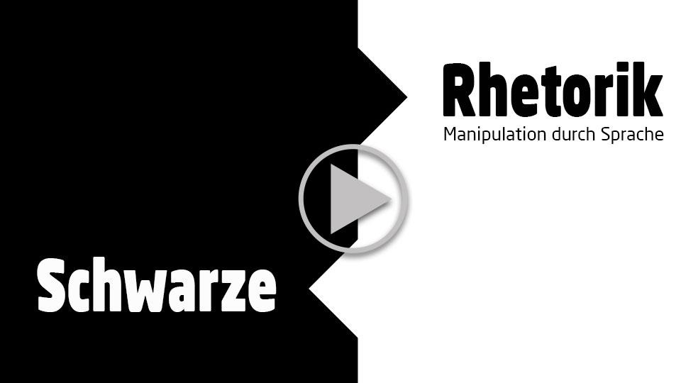 Schwarze Rhetorik Online-Kurs